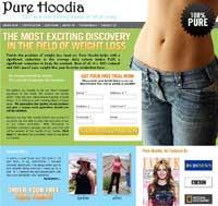 Free Pure Hoodia Samples