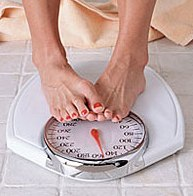 Lose weight stress