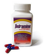 Fedramine non prescription diet pills