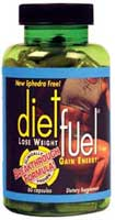 Diet Fuel without Ephedra